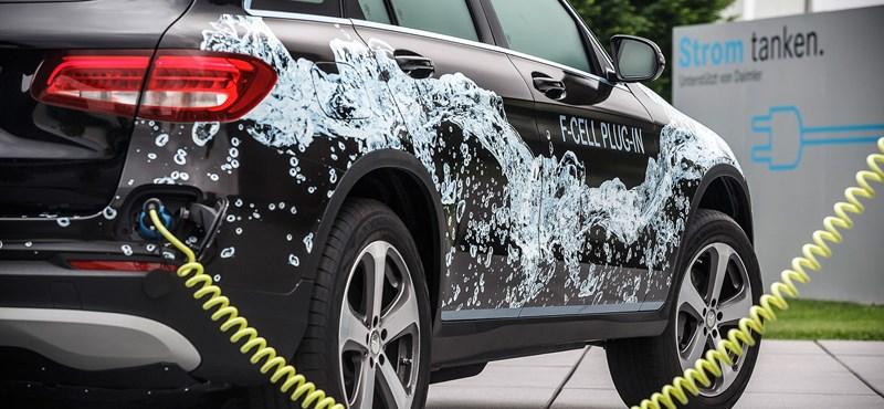 Erre varrjon gombot bárki: Németország 2030-tól betiltaná a benzin- és dízelüzemű autók árusítását