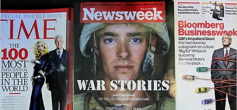 Kirúgták a Newsweek főszerkesztőjét és több munkatársát, néhányan önként távoztak
