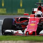 Hamilton, Vettel, Bottas, Räikkönen a rajtsorrend