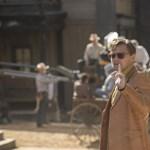 Tarantino kinyitja, majd becsukja a mennyek kapuját