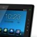 A Toshiba bemutatta első Android-os tabletjét