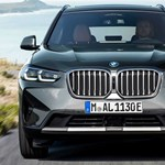 Leleplezték a felfrissített BMW X3-at és X4-et