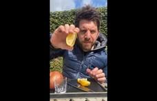 Videóra vették, mi történik a szaglással és az ízleléssel, ha valaki elkapja a koronavírus-betegséget