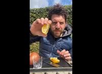 Videóra vették, mit történik a szaglással és az ízleléssel, ha valaki elkapja a koronavírus-betegséget