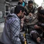 Aleppo: a város, ami a frontvonalon fekszik - Nagyítás-fotógaléria