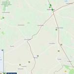 Gázolt az intercity Szegednél, pótlóbuszozás és késések várhatók