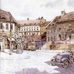 Videó: ilyen volt a Tabán 1930-ban