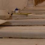 300 év után ismét látható a római Szent lépcső
