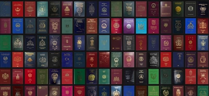 Tudta, hogy hány országba léphet be vízummentesen?