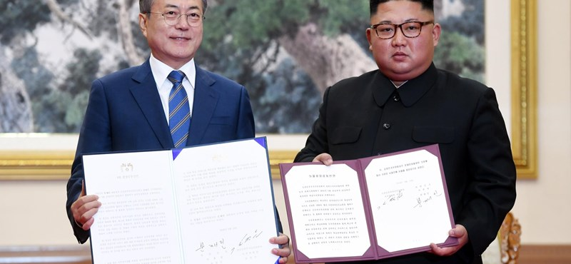 Szöul szerint Észak-Korea kész a leszerelésre