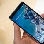 Bekapcsolta Pixel 2 XL telefonját, azután igencsak elcsodálkozott egy felhasználó