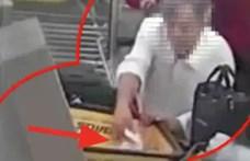 Ilyen arcátlan reptéri lopást talán még nem látott – videó
