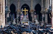 Sikerült megmenteni a Notre-Dame elázott királyi szőnyegét