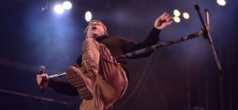 Megjelent Sopronban Eddie: ilyen volt az Iron Maiden