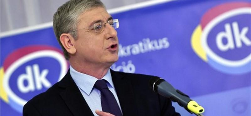"""Gyurcsány: """"Most nem működünk együtt a Jobbikkal, de nem tudom, hogy változik-e az álláspont"""""""