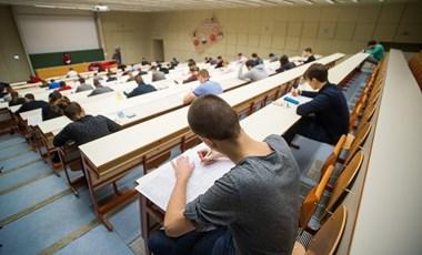 Középiskolai felvételi: pontszámítás az írásbeli vizsgán
