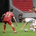 Magyarország-Oroszország 2-3