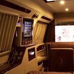 Luxuslimuzin filmőrülteknek: csúcsmozi gördült be négy keréken