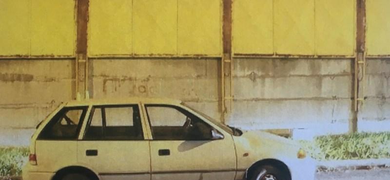 A pizzafutár kocsiját vitte el egy körre a részeg férfi