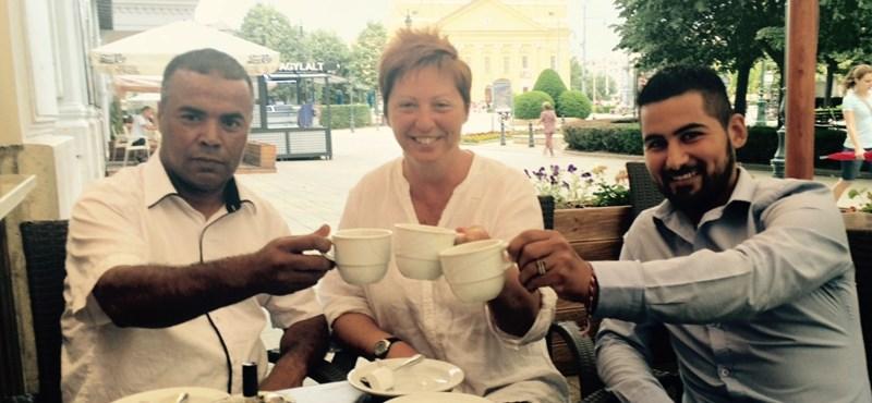 Kávézni hívták a líbiai férfit, akit nem szolgáltak ki Debrecenben