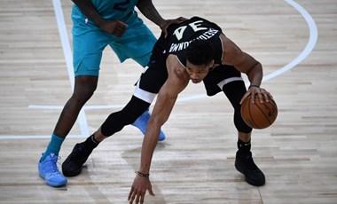 A rasszizmus ellen állt ki egy csapat, megakadtak az NBA-rájátszások