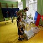 Medvegyev szerint ők nyerték az orosz választásokat