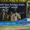 Több tízezren tiltakoztak az idegengyűlölet és az intolerancia ellen Drezdában