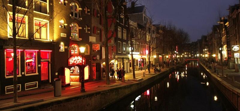 Minden igényt kielégít az új pornómozi Amszterdamban