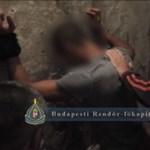 Videó: Elfogták a Boráros téri rablót