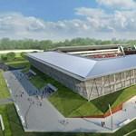 Hiába készülne el a Vidi stadionja, még jó ideig nem játszhatja ott a meccseit