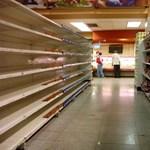 Már a Big Mac is elfogyott Venezuelában
