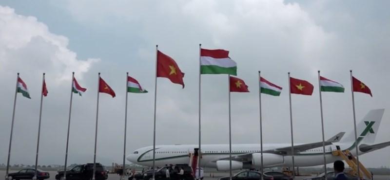 Orbán felajánlotta Magyarországot Vietnam európai hídfőállásának