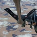 Eltűnt egy francia harci repülő, kutatnak a pilóták után