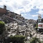 Olasz földrengés: megtalálták az eddigi legkeményebb túlélőt