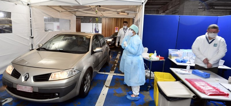 Koronavírus: Belgiumban meghalt az első beteg