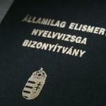 Nagy változások várnak a nyelvvizsgázókra: egységesítené a teszteket a Nefmi