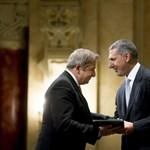 Bayer azért kapott kitüntetést, mert... Gyurcsány