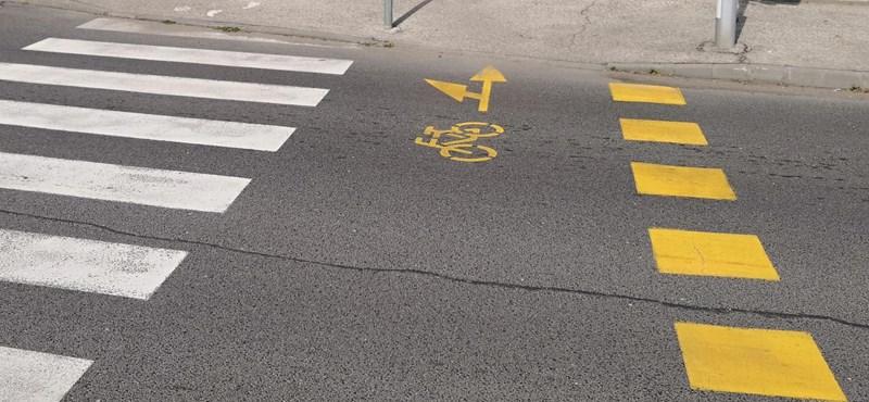 Sokkal több a bringás baleset, a legtöbb a XIII. kerületben