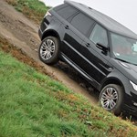 Range Rover Sport bemutató: mindenhova jó