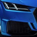 Győri erőgép: bemutatkozott a 400 lóerős új Audi TT RS