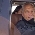 Titokban járja a vidéket Orbán