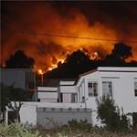 Erdőtűz miatt négyezer embert menekítettek ki a Kanári-szigeteken