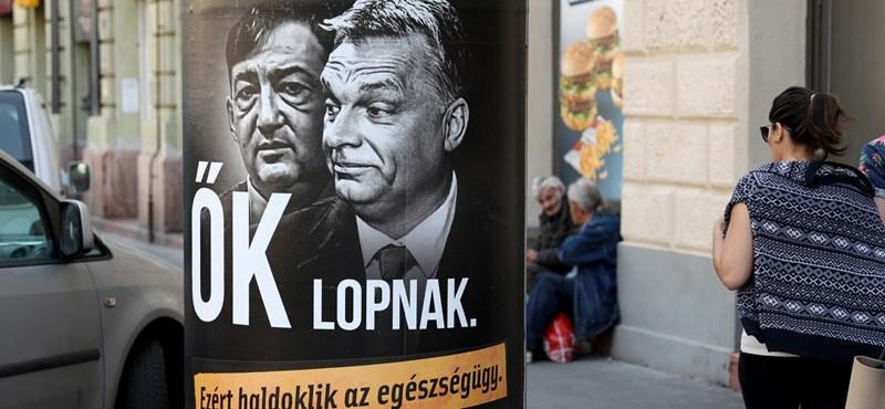 Ti plakátoltok, ők unják: a Fidesz mégsem verekszik a Jobbikkal