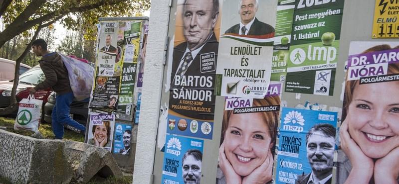 Golyóstoll százezrekért, hastáncos a kampányban - erre költöttek a jelöltek tavaly