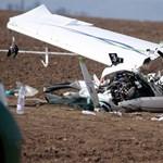 Lezuhant egy kisrepülő Fejér megyében, egy utas meghalt