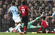 Rangadót nyert, közel a bajnoki címhez a Manchester City