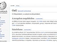 A Wikipédián is szócikk lett az O1G