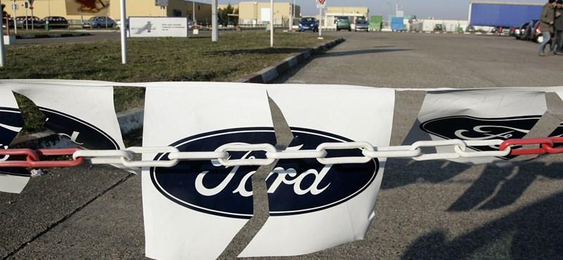 Bezárhatja a Ford a brit gyárait, ha nem lesz egyezség a Brexitről