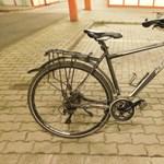 Hát ez a két bicikli? – kérdezhették a rendőrök Csanádpalotánál, aztán gyorsan kiderült a válasz