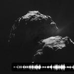 Videó: Így landolt a Rosetta leszállóegysége az üstökösön